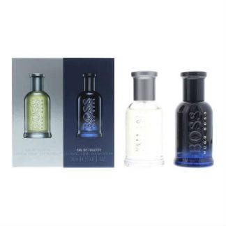 Boss Bottled Gift Set 30ml Boss Bottled + 30ml Bottled Night