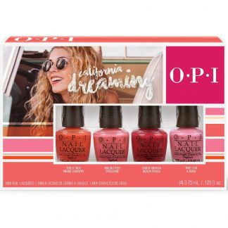 OPI California Dreaming Mini Gift Set