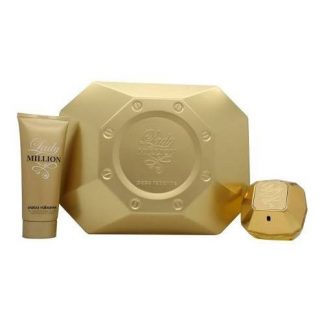 Paco Rabanne Lady Million Gift Set 80ml EDPPaco Rabanne Lady Million Gift Set 80ml EDP