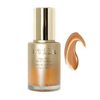 Stila Aqua Glow Serum Foundation 30ml - Tan Deep For Dry Skin