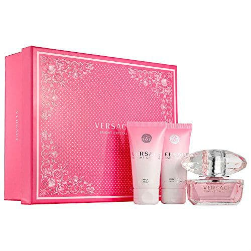 Versace Bright Crystal Gift Set 50ml EDT