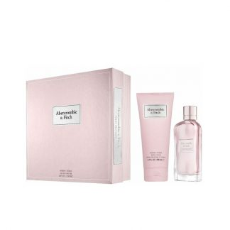 Abercrombie & Fitch First Instinct for Her Gift Set 100ml