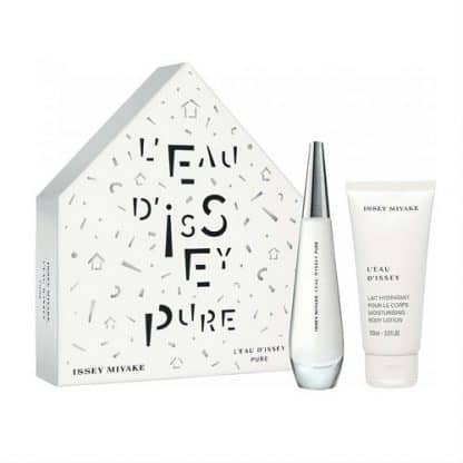 Issey Miyake L'Eau d'Issey Pure Gift Set 50ml EDT