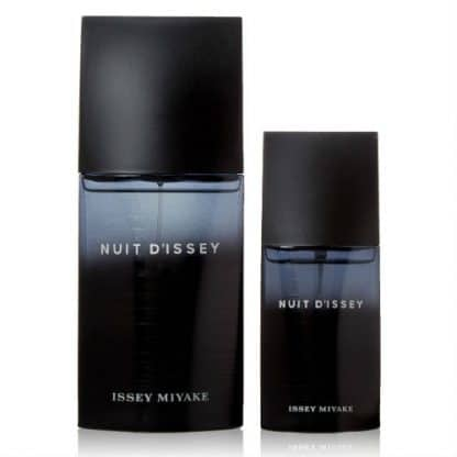 Issey Miyake Nuit d'Issey Gift Set 125ml EDT