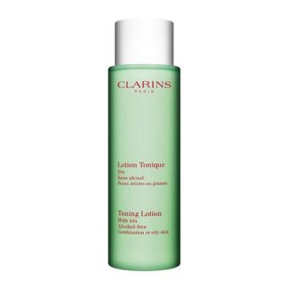 Clarins Toning Lotion with Iris - Combination/Oily Skin 200ml
