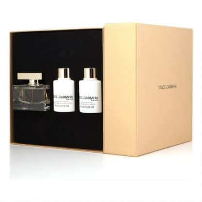 Dolce & Gabbana The One Large Gift Set 75ml plus 2 products