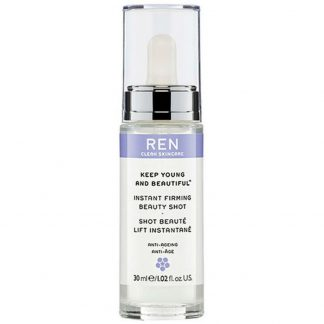 Ren Keep Young And Beautiful Instant Firming Beauty Shot Face Serum 30ml
