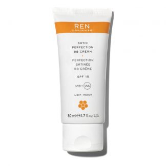 Ren Satin Perfection BB Cream SPF15 50ml Light/Medium