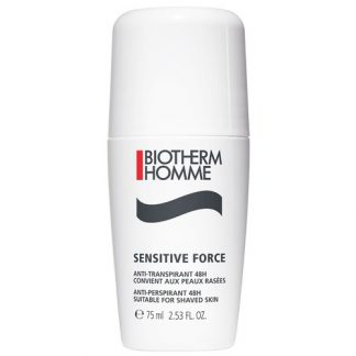 Biotherm Homme Force Roll-On Deodorant Sensitive Skin