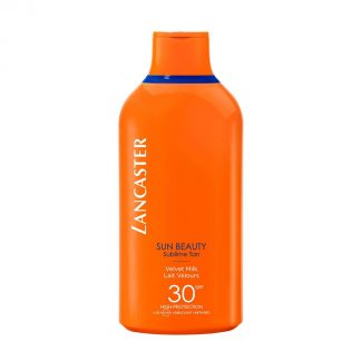 Lancaster Sun Beauty Velvet Milk Sublime Tan SPF50 400ml