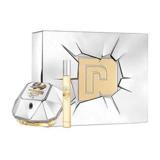 Paco Rabanne Lady Million Lucky Gift Set 80ml EDP