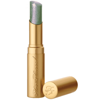 Too Faced La Creme Mystical Effects Lipstick Mermaid Tears