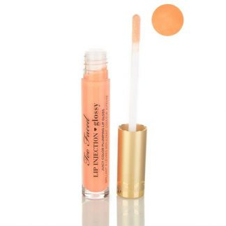 Too Faced Lip Injection Glossy Plumping Lip Gloss Babe Alert
