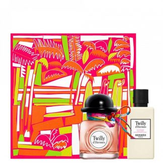 Hermes Twilly d'Hermes Gift Set 50ml EDP and Lotion