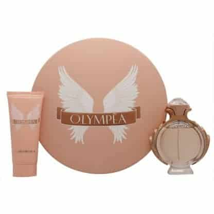 Paco Rabanne Olympea Gift Set 80ml EDP front