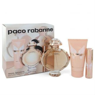 Paco Rabanne Olympea Gift Set 80ml EDP + 75ml Body Lotion + 10ml EDP