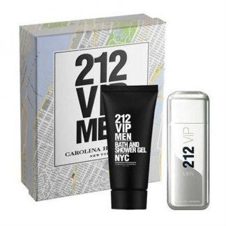 Carolina Herrera 212 VIP Men Gift Set 100ml EDT