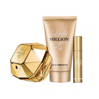 Paco Rabanne Lady Million Gift Set 80ml EDP